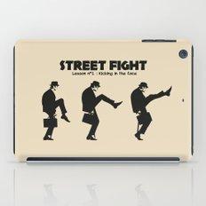 Street Fight iPad Case