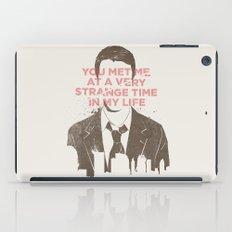 Strange Time iPad Case
