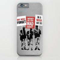 Semi-Protesting iPhone 6 Slim Case