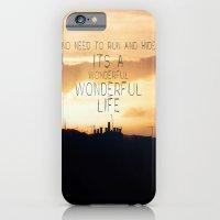 It's A Wonderful Life iPhone 6 Slim Case