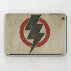 lightning strike zone iPad Case