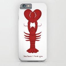 Loving Lobster iPhone 6 Slim Case