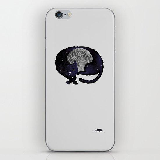 Feline Nocturnus iPhone & iPod Skin