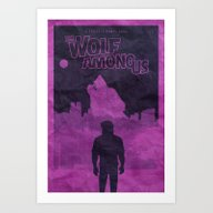 The Wolf Among Us - Post… Art Print