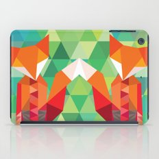 Fox in the woods iPad Case
