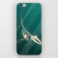 Underwater. iPhone & iPod Skin