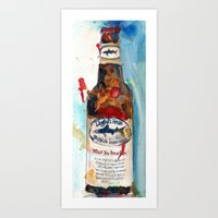 Dogfish Head Brewery - 90 Minute IPA  Art Print