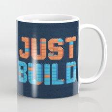 Just Build Mug