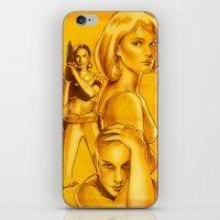 Natalie Portman - Série… iPhone & iPod Skin
