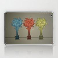 Fleur Rediculum Ad Nauseum Laptop & iPad Skin