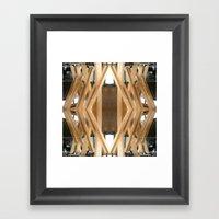 Architecture I Framed Art Print