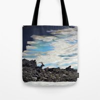 Mountains Wildlife. Moun… Tote Bag