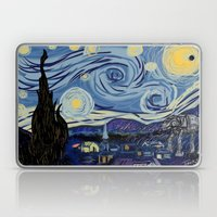 Starry Wars Night Laptop & iPad Skin