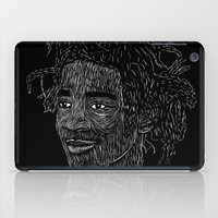 Basquiat iPad Case