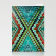 Stationery Cards featuring AZTEC by ED Design For Fun