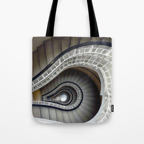 Staircase to Prague Tote Bag