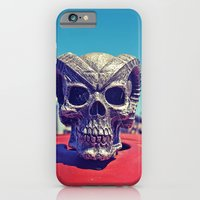 Evil Hood Ornament iPhone 6 Slim Case