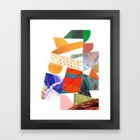 Tapestry I  Framed Art Print