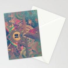Pinball Redux Stationery Cards