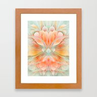 Rebirth Framed Art Print