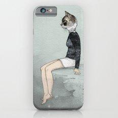 Cat Woman Slim Case iPhone 6s