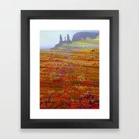 arizoner Framed Art Print