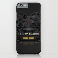 Open Reel 769 iPhone 6 Slim Case