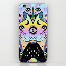 Power Of Three Cats iPhone & iPod Skin