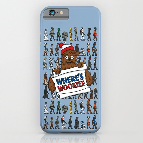 Where's Wookiee iPhone & iPod Case