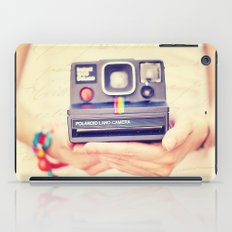 Polaroid iPad Case