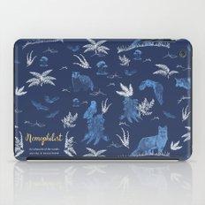 Nemophilist iPad Case
