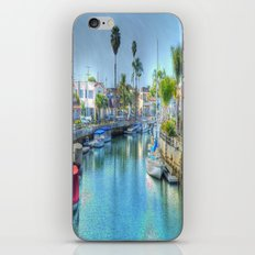 Canals iPhone & iPod Skin