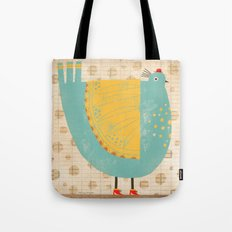 YELLOW WING Tote Bag