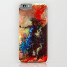 Renk Kuşağı iPhone 6 Slim Case