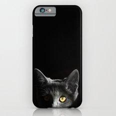 Peeking Cat iPhone 6 Slim Case