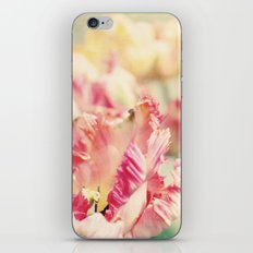 Parrot Tulips iPhone & iPod Skin