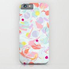 sorbet marble iPhone 6 Slim Case