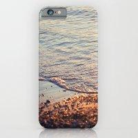 Sparkling sea iPhone 6 Slim Case