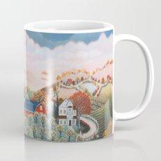 Autumn Mill by Kathy Jakobsen Mug