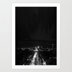 Esperantos | Paris, France | StoryScape #2 Art Print