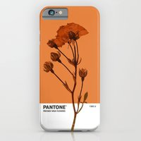 iPhone & iPod Case featuring PANTONE 1385 U by Shizen.ae