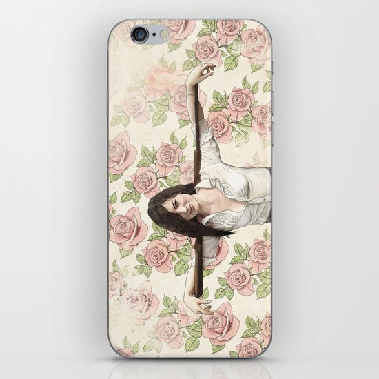 Rest & Reload iPhone & iPod Skin