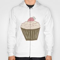 Cupcakes Curly Hoody