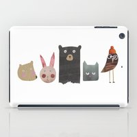Animal love iPad Case