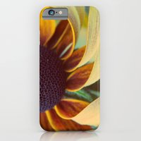 iPhone & iPod Case featuring Black eyed susan 03 by Allison Jarvis