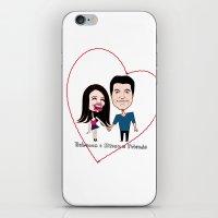 Rebecca Black And Simon … iPhone & iPod Skin