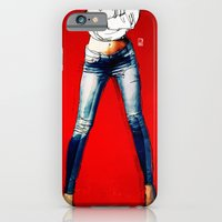 iPhone & iPod Case featuring American Woman by Ed Pires