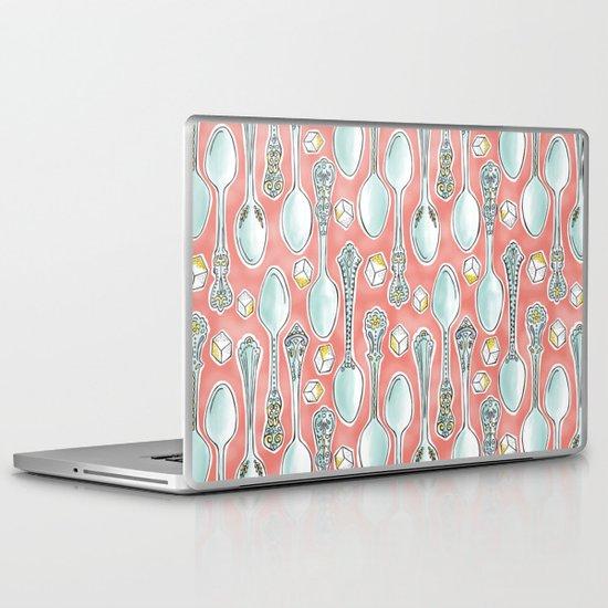 Spoonful Of Sugar Laptop & iPad Skin
