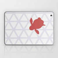 Triangle vs. Turtle Laptop & iPad Skin