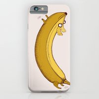 Banana Dog iPhone 6 Slim Case